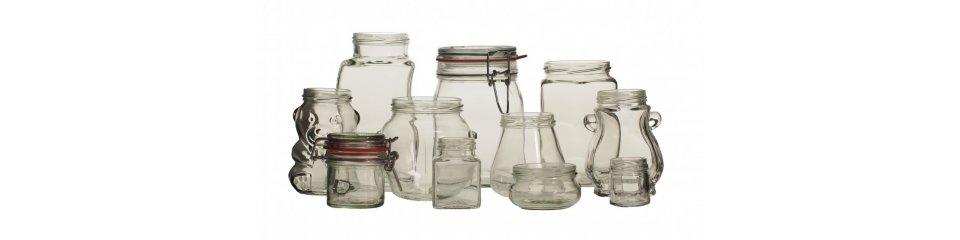 Staklenke  301 - 500 ml