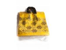 PE vrećica E25 žuta/saće