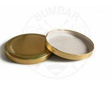 Twist off 100 mm zlatni